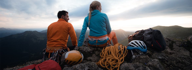 Bergsportausrüstung