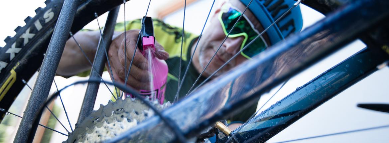 Bikepflege Radsport Ausrüstung