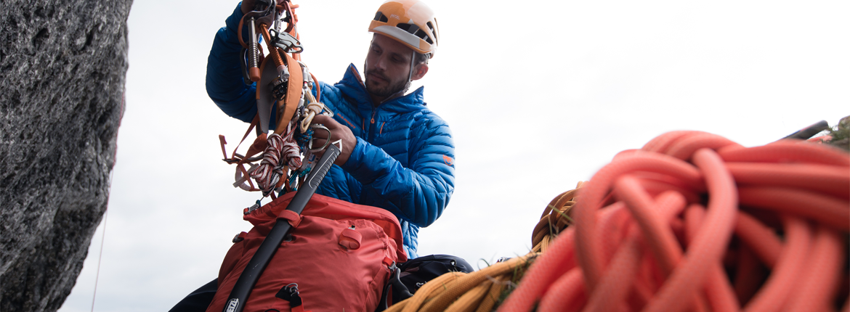 Eisausrüstung Bergsportausrüstung