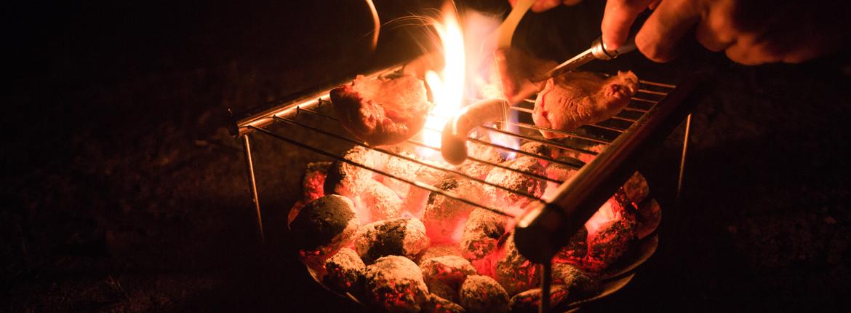 Grill und Feuer Outdoor Küche