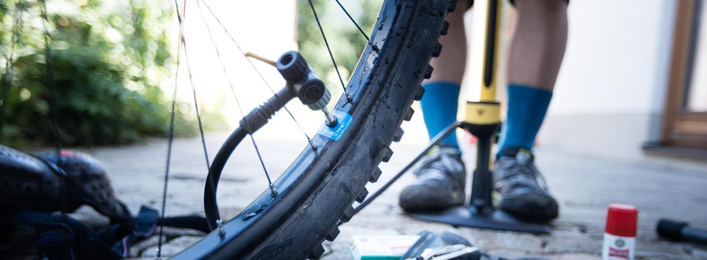 Pumpen Radsportausrüstung