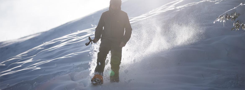 Schneeschuhe Wintersportausrüstung