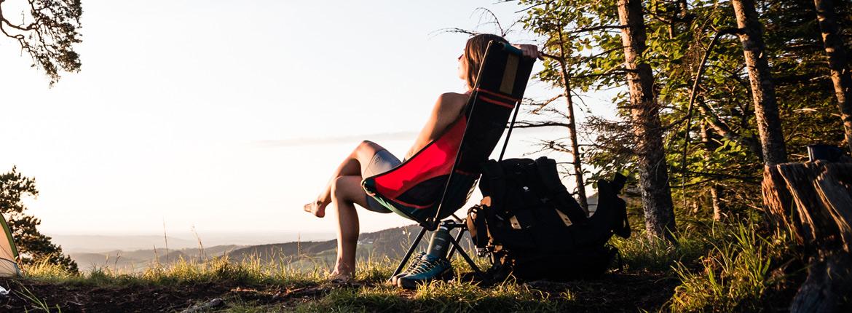 Outdoor Stühle und Sitzkissen Ausrüstung